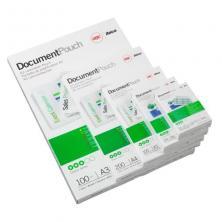 OfiElche-PLASTIFICACION Y ENCUADERNACION-FUNDAS A5 GBC DE PLASTIFICAR 125 MICRAS 100UD