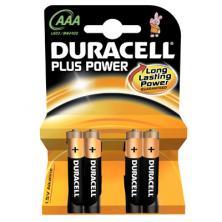 OfiElche-PILAS-PILAS DURACELL PLUS POWER AAA 4 PILAS LR3 (942796)
