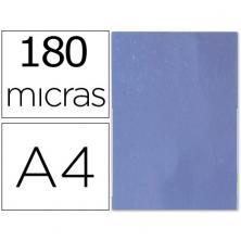 OfiElche-PLASTIFICACION Y ENCUADERNACION-TAPA DE CRISTAL PVC TRANSPARENTE DIN-A4 180 MICRAS