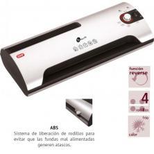 OfiElche-PLASTIFICACION Y ENCUADERNACION-PLASTIFICADORA PREMIER A4 150 MCR.