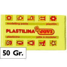 OfiElche-PLASTILINAS-PLASTILINA - 50GR. AMARILO JOVI