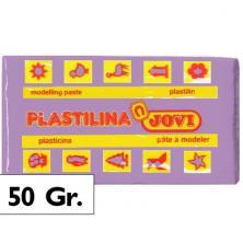OfiElche-PLASTILINAS-PLASTILINA - 50GR. LILA JOVI