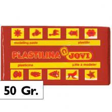 OfiElche-PLASTILINAS-PLASTILINA - 50GR. MARRON JOVI