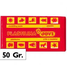 OfiElche-PLASTILINAS-PLASTILINA - 50GR. ROJO JOVI
