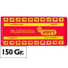 OfiElche-PLASTILINAS-PLASTILINA 150GR. RUBI JOVI