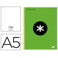 OfiElche-BLOCS Y CUADERNOS-CUADERNO ANTARTIK* A5 120H. LISO 100GR. TP.DURA