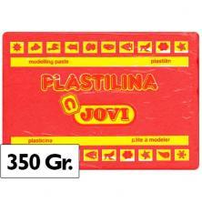 OfiElche-PLASTILINAS-PLASTILINA 350GR. ROJO JOVI
