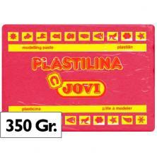 OfiElche-PLASTILINAS-PLASTILINA 350GR. RUBI JOVI