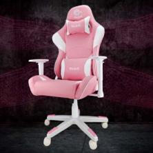 OfiElche-SILLAS GAMING-SILLA GAMING TALIUS DRAGONFLY WHITE/PINK