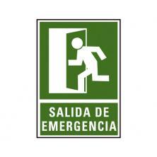 OfiElche-CARTELES-PLACA SEÑALIZACION ARCHIVO 2000 SALIDA DE EMERGENC