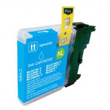 OfiElche-CONSUMIBLES COMPATIBLES-CARTUCHO COMP. BROTHER LC1100 / LC980 CYAN