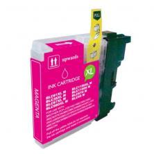 OfiElche-CONSUMIBLES COMPATIBLES-CARTUCHO COMP. BROTHER LC1100 / LC980 MAGENTA
